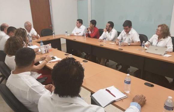 Participa diputada local en reunión de salud en Tapachula