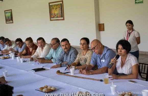 Solicitan productores ante Fernel Gálvez  más atención al campo del Soconusco
