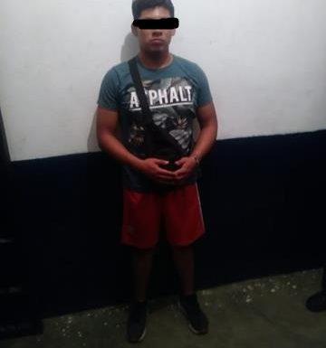 Detienen a cuatro sujetos que dieron levantón a Huixtleco en la zona de tolerancia
