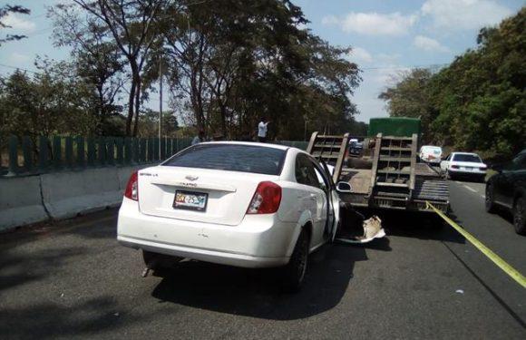 Muere huixtleco en accidente carretera Huixtla Tapachula