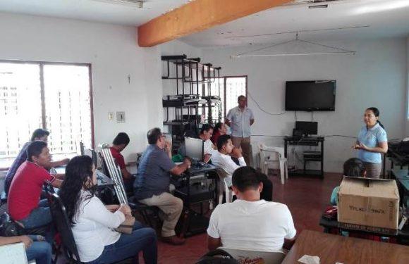 Segunda reunión para la propuesta y planeación de CONANP en favor comunidades dentro de la Reserva La Encrucijada