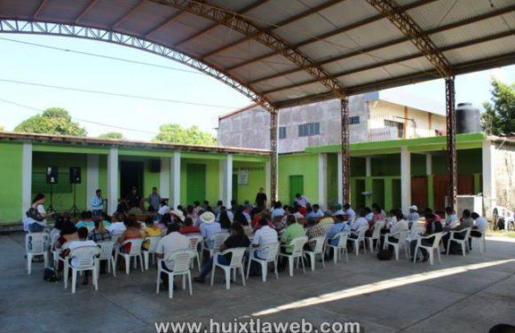 Gobierno de Huixtla capacita agentes y delegadas municipales