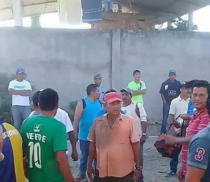 Albañiles son agredidos por funcionarios del ayuntamiento municipal