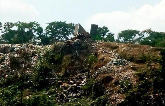 Sigue la contaminación del basurero en Tuzantán