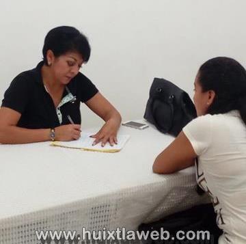 Se llevó a cabo selección de estudiantes mujeres para ser beneficiada con becas al 100