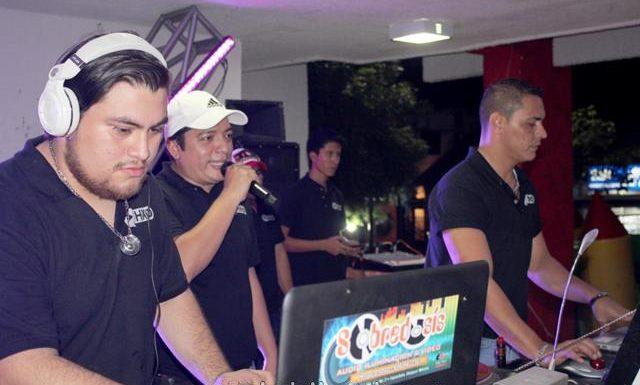 Celebran día internacional del DJ en Huixtla