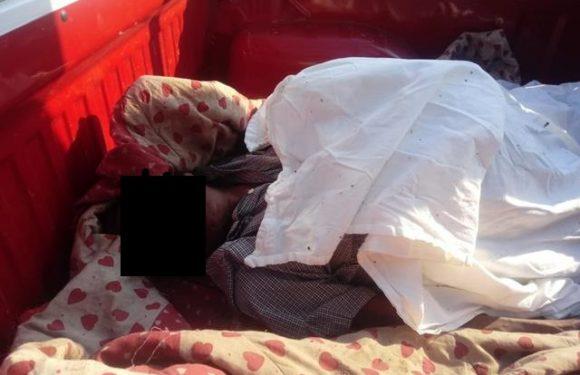 Localizan a una persona muerta en patio baldío en Huixtla