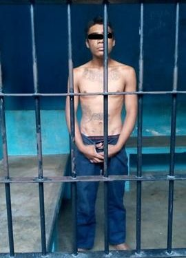 Mara mexicano con todo un historial delictivo en Huixtla