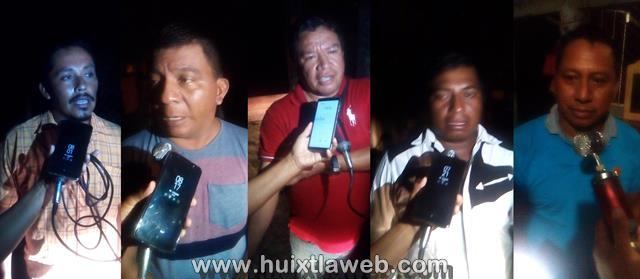 Acusan a delegado de gobierno de generar conflicto social en Huixtla