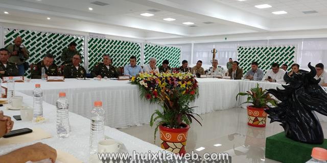Alcalde de Huixtla solicitó apoyo a gobernador de Chiapas sobre el control y regulación de tráfico migratorio