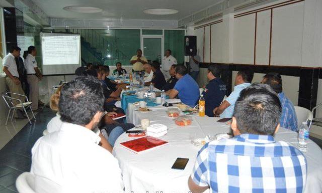 Protección civil municipal presenta plan específico de semana santa 2019
