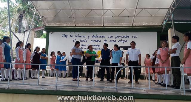 Escuela Secundaria Benemérito de las américas de Huixtla organiza concurso de poesía