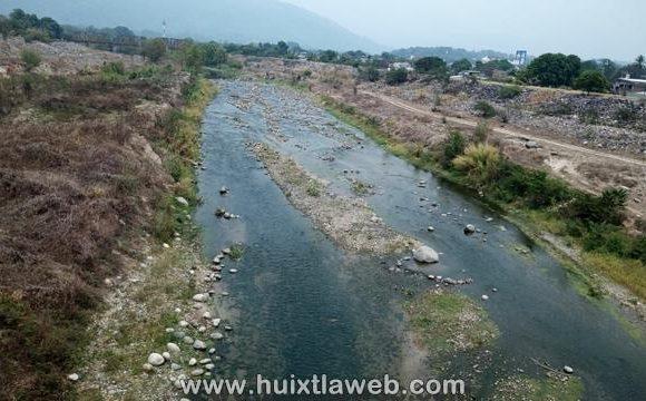 A punto de secarse ríos de la costa