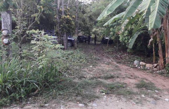 En fosa clandestina localizan cuerpo de fémina en Tuzantán