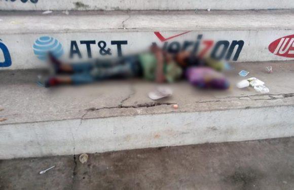 Localizan a una persona muerta en el domo del barrio Guadalupe