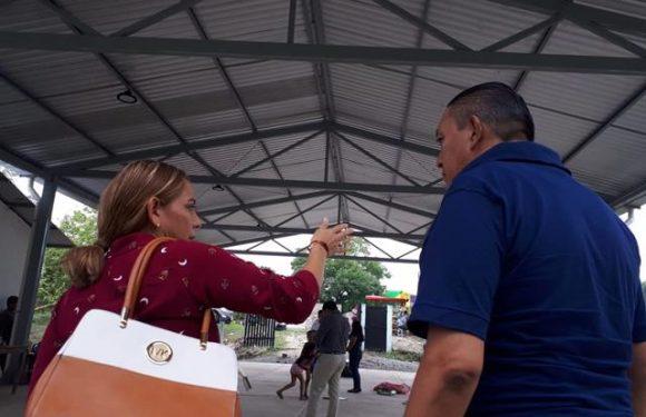 Conoce delegada de Programas Integrales los avances del Ayuntamiento de Mazatán