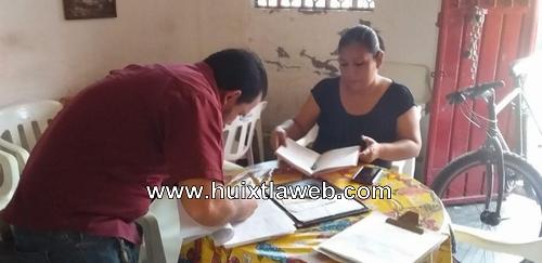 Realizan verificación de documentos en establecimientos con venta de comida y bebidas alcohólicas