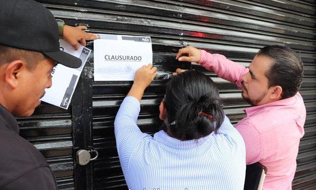 El gobierno de Huixtla clausura bar por irregularidades