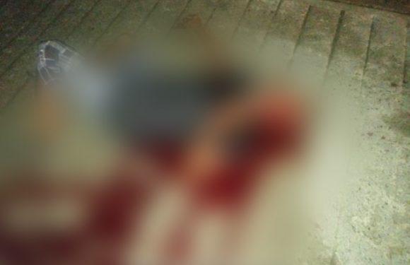 De siete machetazos asesinan a indigente en Escuintla