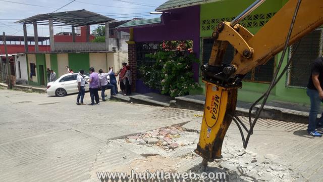 """""""Vamos a cambiarle el rostro al municipio, Huixtla tiene que progresar"""": José Luis Laparra"""