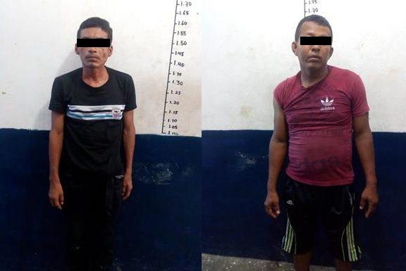 Libre roba motos detenidos en Huixtla