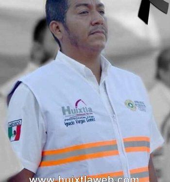 En forma misteriosa muere agente de protección civil de Huixtla