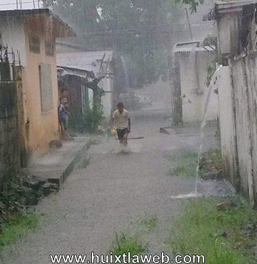PC mantiene constante monitoreo y trabajos preventivos por fuertes lluvias