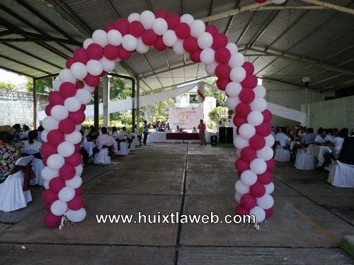 Celebran el 25 aniversario del hospital de Huixtla