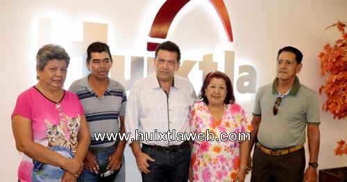 Ayuntamiento indemniza a ex-sindicalizados en Huixtla