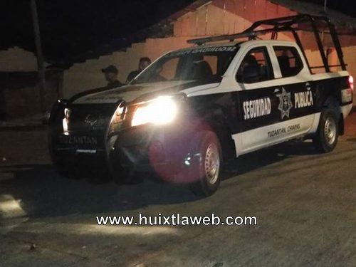 Sin patrullas en aumento el robo de motocicletas en Tuzantán
