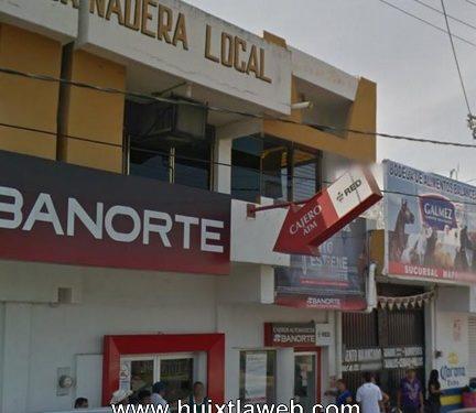 Asaltan a gerente de empresa de créditos en Mapastepec
