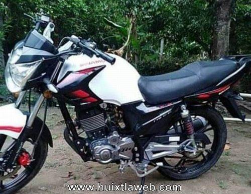 Siguen los robos de motocicletas en Huixtla