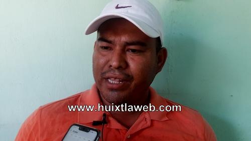 Piden liberar a ex policía municipal de Huixtla