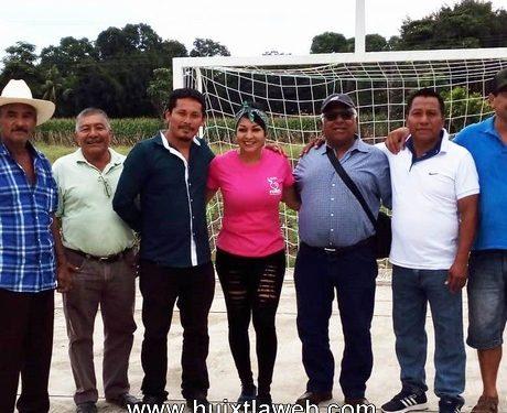 El deporte aleja a jóvenes de las drogas: Olvita Palomeque Pineda