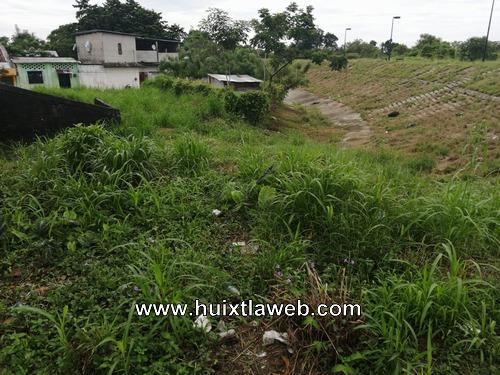 Vivales están vendiendo áreas verdes en Huixtla