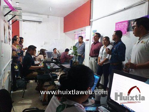 Ayuntamiento de Huixtla continúa realizando trabajos preventivos contra el dengue, chinkungunya y zika