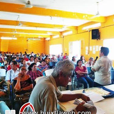 Conferencia en materia de salud en el marco del día nacional contra la diabetes