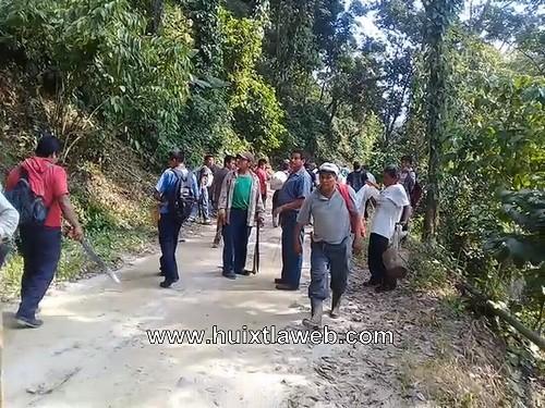Por problemas agrarios detienen a campesino en límites de Tapachula y Tuzantán