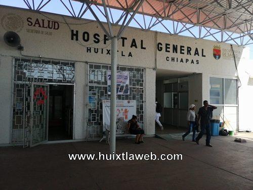 El hospital coordina marcha contra el sida en Huixtla