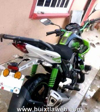 Continúa Robo de motocicletas a mano armada en Tuzantán y Huehuetán