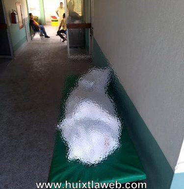 Mapaneco muere atropellado en el hospital
