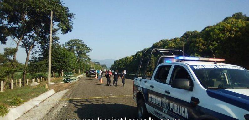 Localizan el cuerpo sin vida de una mujer a orillas de la carretera en Huehuetán