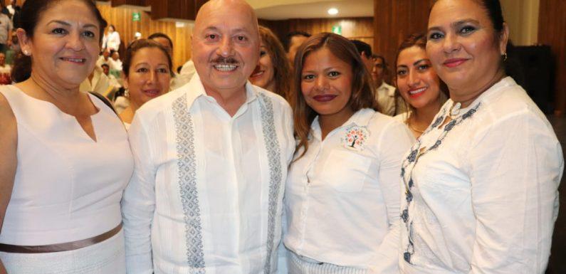Gobierno y DIF Huixtla presentes en la segunda reunión ordinaria de la red chiapaneca de municipios por la salud