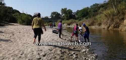 Totalmente contaminados los río en Tuzantán