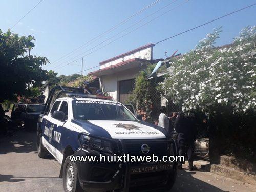 Policía recupera menor desaparecida en Villa Comaltitlán