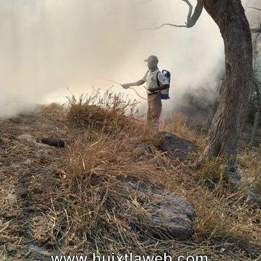 Devastador incendio en Mapastepec y Pijijiapan