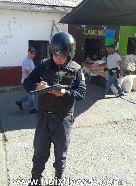 Acusan a de policías a extorsionar a ciudadanos en Motozintla