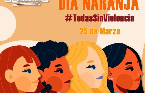25 de Marzo, Todas sin violencia