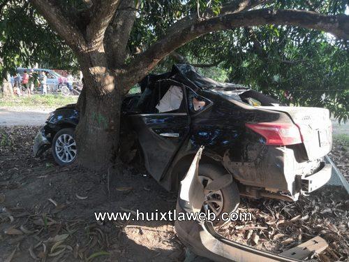 En accidente muere maestro de primaria en Mazatán