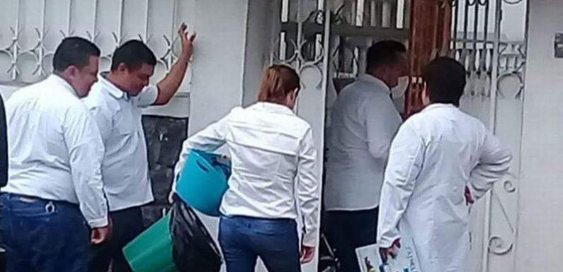 Por seguridad realizan Prueba de Covid-19 a Huixtleco recién llegado de Europa